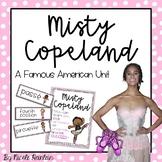 Misty Copeland Famous American