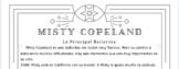 Misty Copeland--Level 1 Reading in Spanish