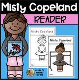 Misty Copeland Reader Black History Woman Social Studies