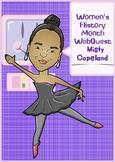 WebQuest Misty Copeland