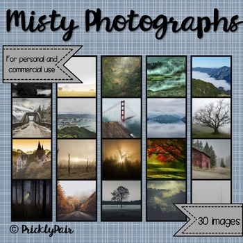 Misty Photo Backgrounds