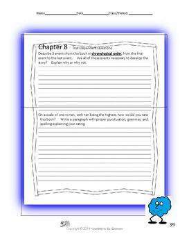 Misty of Chincoteague Novel Unit Plus Grammar