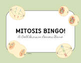 Mitosis BINGO Review Game