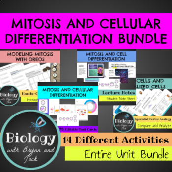 Mitosis and Cellular Differentiation Bundle