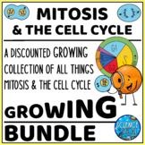 Mitosis Growing Bundle - Standard Files & Google Slide Versions Included