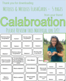 Mitosis & Meiosis Flash Cards - 5 pages
