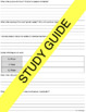 Mitosis & Meiosis Study Guide and Unit Test