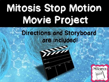 Mitosis Stop Motion Movie Project