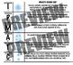 Mitosis Work Sheet, Mnemonic Device