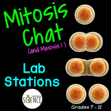Mitosis and Meiosis Chat:  Cell Division Lab Stations