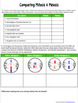 Cell Division Mitosis vs Meiosis Study Guide