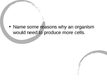 Mitosis/Meiosis Powerpoint (includes cell cycle)