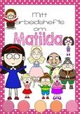 Mitt hefte om Matilda (BOKMÅL)