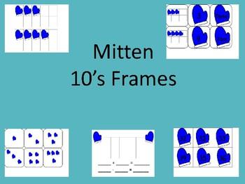 Mitten 10's Frame