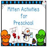 Mitten Activities for Preschool