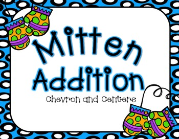 Mitten Addition-Freebie