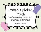 Mitten Alphabet Match
