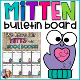 Mitten Bulletin Board - Winter Bulletin Board