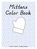 Mitten Color Book