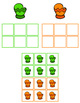 Mitten Color Sorting Folder Game for students with Autism