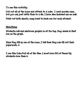 Mitten: Cube Roll