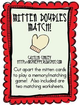 Mitten Doubles Match