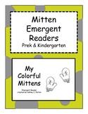 Mitten Emergent Reader
