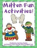 Mitten Fun Activities