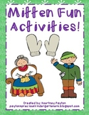 Mitten Fun Activities