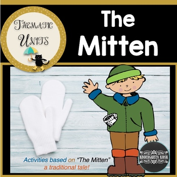 The Mitten Thematic Unit