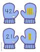Mitten Match - Base Ten Blocks