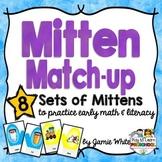 Mitten Match Games
