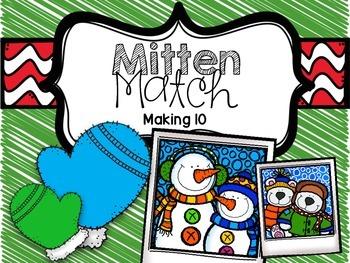 Mitten Match: Making Pairs of 10