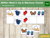 Mitten Match-Up and Memory