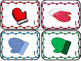 Mitten Math- Skip Counting for Counting Coins Task & Playing Cards/Math Center