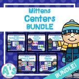 Mitten Math and Literacy Centers