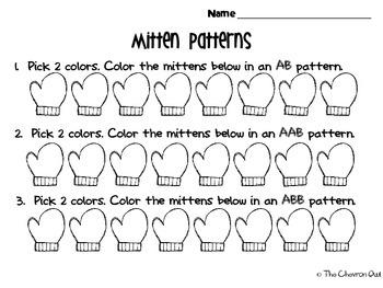 Mitten Patterns