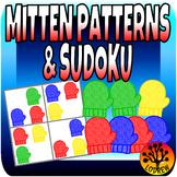 Mitten Centers Winter Centers Activities Patterns Sudoku Games Math