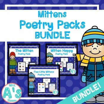 Mitten Poetry Pack