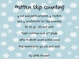 Mitten Skip Counting within 1000 by 2,5,10, &100