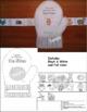 "Winter Activities: Mitten Story Slider Craft For Jan Brett's ""The Mitten"""