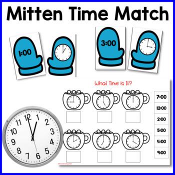 Mitten Time Match