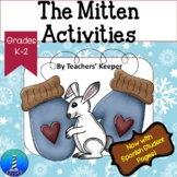 The Mitten Unit Activities for Primary Grades