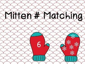 Mitten quantifying match