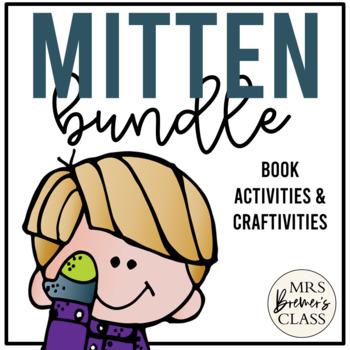 Mittens Book Study Companion Activities Bundle