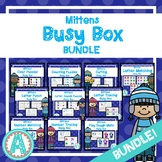 Mittens Busy Boxes **BUNDLE**