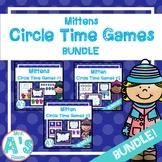 Mittens Circle Time Activities **BUNDLE**
