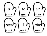 Mittens Common Core Literacy Centers ~ Memory ~ Write Room