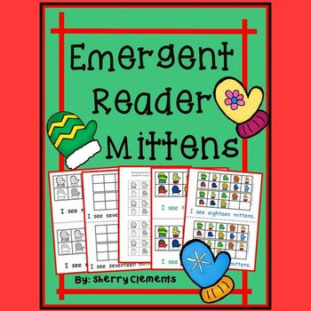 Mittens Emergent Reader