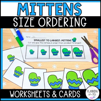 Mittens - From Smallest to Largest